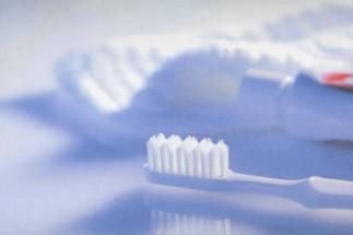 歯ブラシの拡大