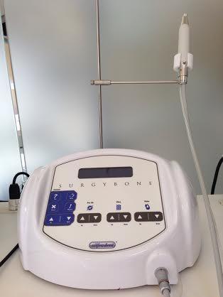 超音波骨切削器具ピエゾの写真