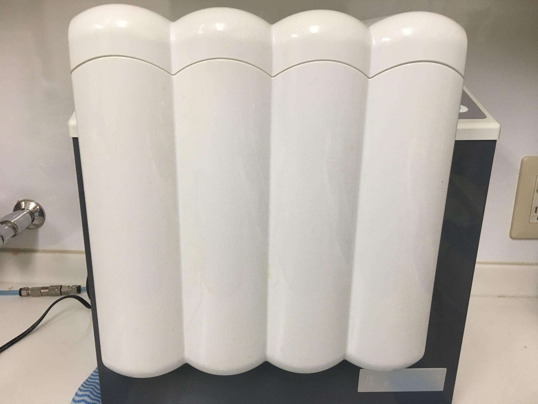 ハンドピース自動注油機器の写真