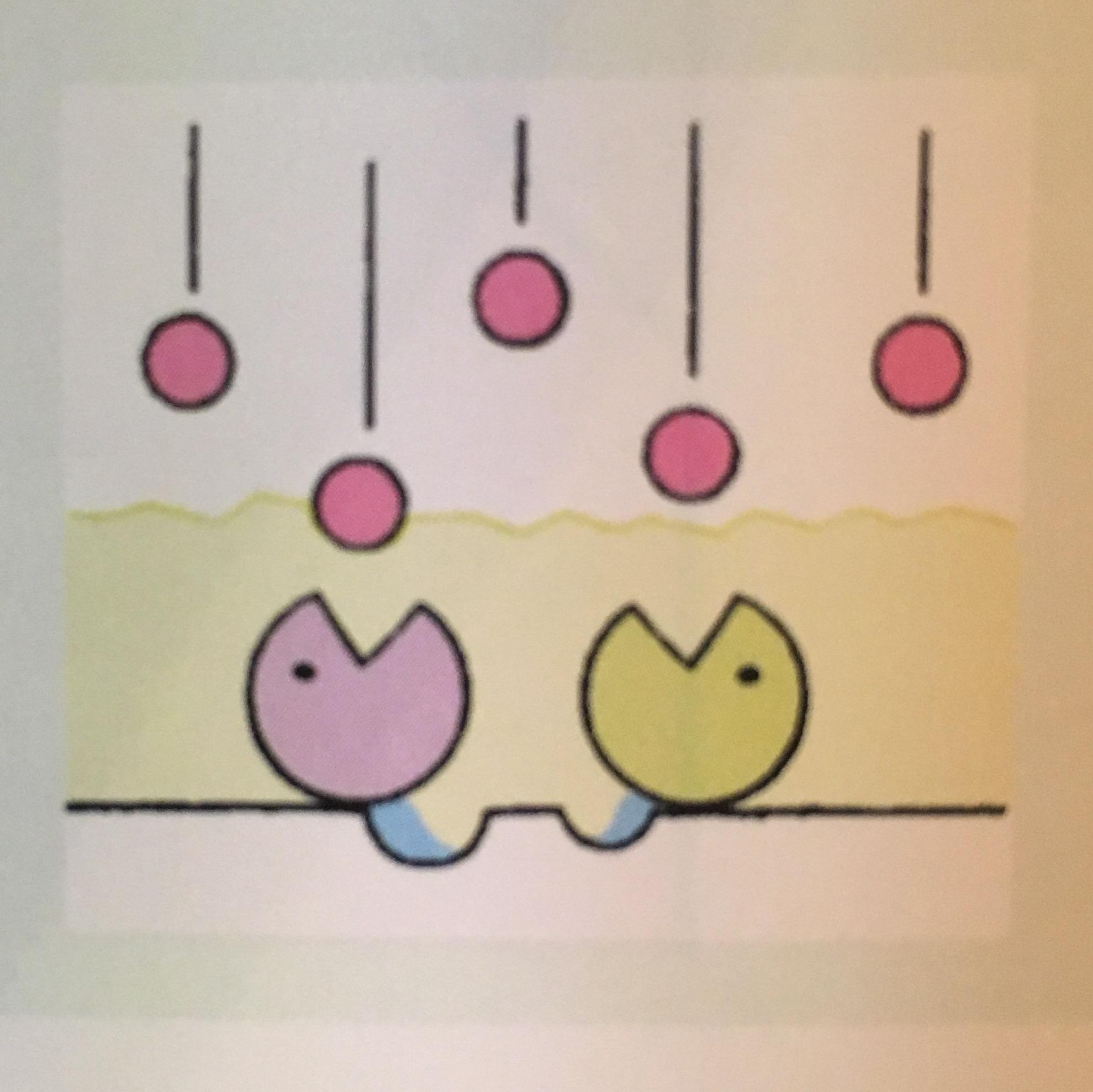 糖を餌にするプラークの画像
