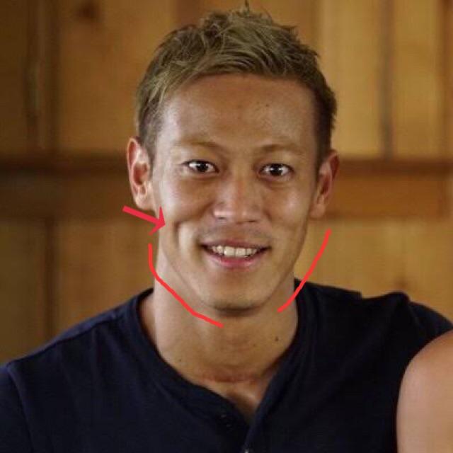 本田圭佑の写真